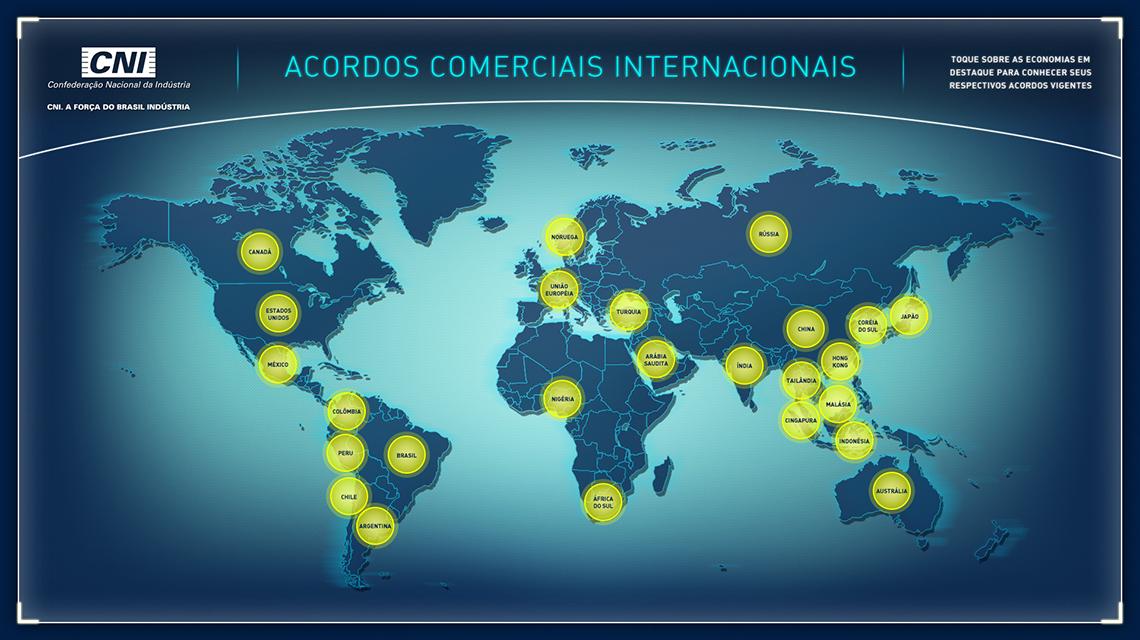 APLICATIVO MAPA DE ACORDOS COMERCIAIS