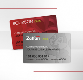 ZAFFARI E BOURBON CARD